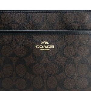 Coach Bags - FILE CROSSBODY IN SIGNATURE CANVAS (COACH F29210)